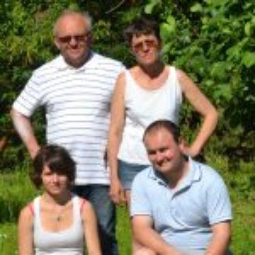 La famille Chaillou au grand complet !