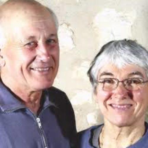Monique et Pierre Rolland