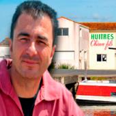 Laurent Chiron, producteur d'huîtres