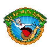 Logo Les Saveurs de Jeanne