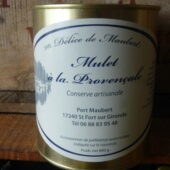 Mulet à la Provençale Délice de Maubert
