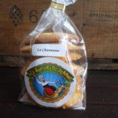 """""""La charentaise"""" Biscuits artisanaux Les Saveurs de Jeanne"""
