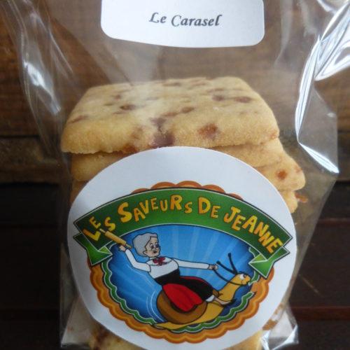 """""""Le Carasel"""" Biscuits artisanaux Les Saveurs de Jeanne"""