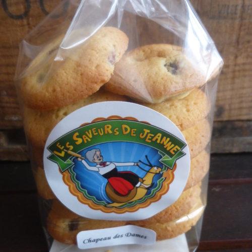 """""""Le Chapeau des Dames"""" Gâteaux artisanaux Les Saveurs de Jeanne"""