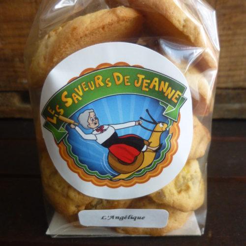 """""""L'Angélique"""" Gâteaux artisanaux Les Saveurs de Jeanne"""
