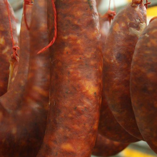 Chorizo - La ferme du Moulin des Rois