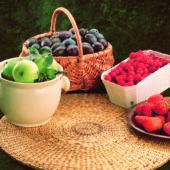 Catégorie fruits frais