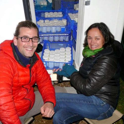 Adeline Bargeas et Antoine Champême Ana & Robie