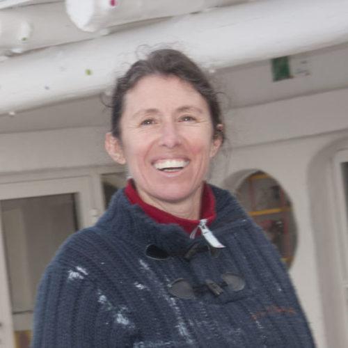 Valérie Gerbault Cousu mer