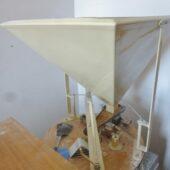 Fabrication farine T80 bio EARL Boubes