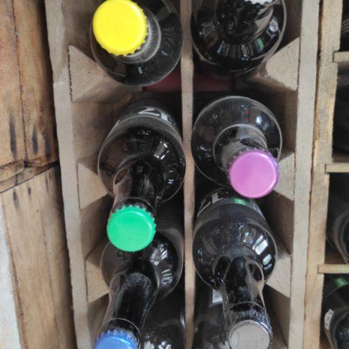 Bières locales bio la 17 75cl