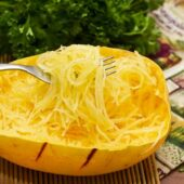 Courge Spaghetti bio Domaine de la Poterie