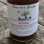 Ketchup - Ferme de la Brunette Mortagne sur Gironde