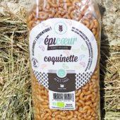 """Pâtes artisanales bio blé tendre """"Coquinettes"""" - Epicoeur"""