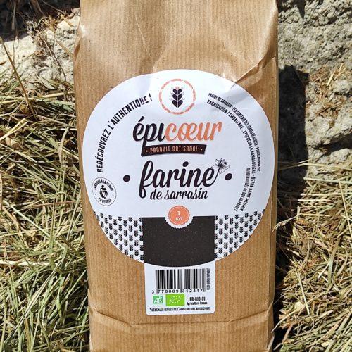 Farine de sarrasin bio - Epicoeur