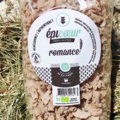 """Pâtes artisanales bio blé tendre """"Romance"""" - Epicoeur"""