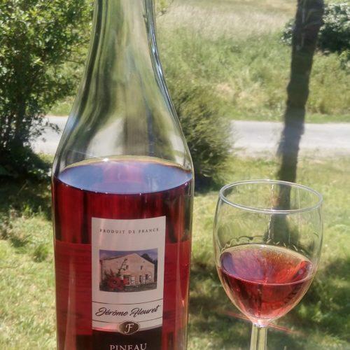 Pineau rosé - Jérôme Fleuret
