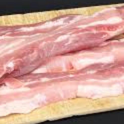 Poitrine de porc bio à griller x 3- La Ferme des Coutures