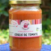 Coulis de tomate bio - La Cocotte Gourmande