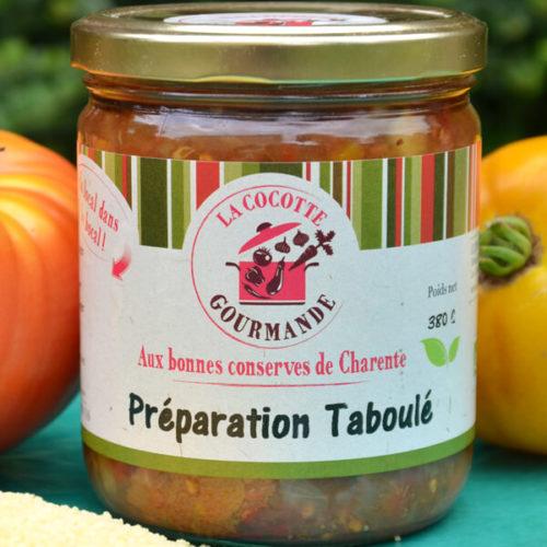 Préparation bio pour taboulé - La Cocotte Gourmande