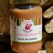Purée de pommes bio - La Cocotte Gourmande