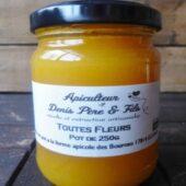 Miel de fleurs d'été Ferme apicole des Bourons