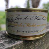 Rillettes de mulet au curry - Délice de Maubert