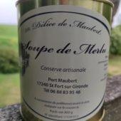 Soupe de merlu - Délice de Maubert